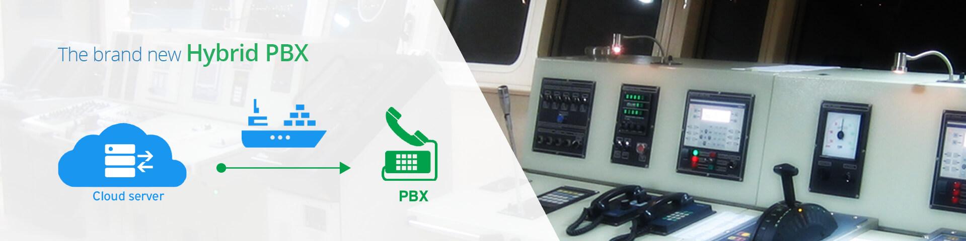 Hybrid PBX